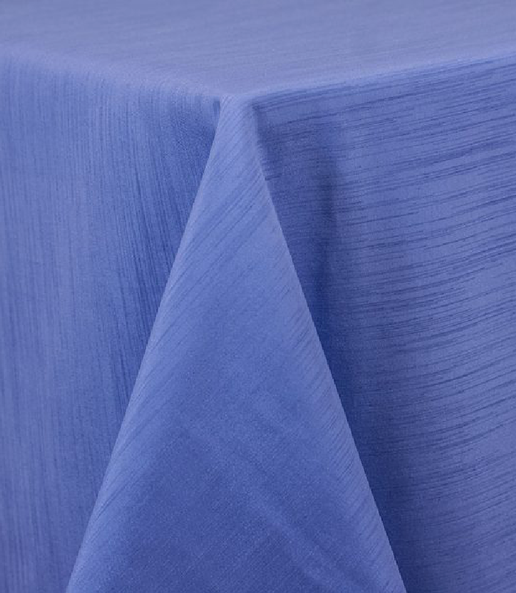 Periwinkle Raw Silk