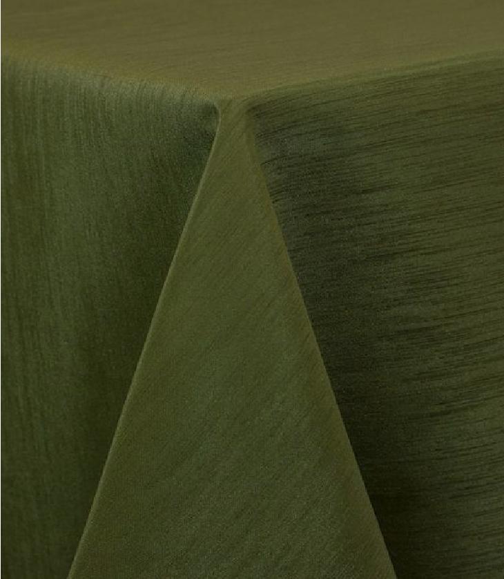 Moss Raw Silk