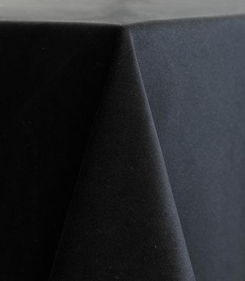 Black Velvet Linen