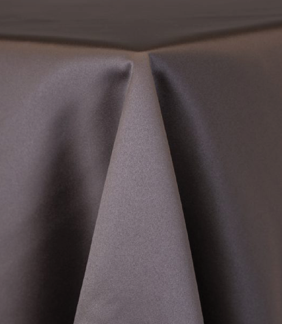 Stone Matte Satin Tablecloth