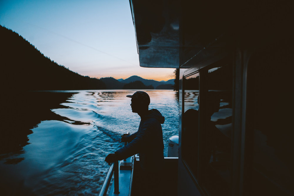 ben giesbrecht / vancouver island, BC - Ben captures the wild with the natural ease of someone born in the mountains. An avid adventurer, both his photography and videography work showcases a life lived on the Pacific Northwest coast. His Instagram is filed with moody scenes, epic trails, and fantastic uses of tone and colour to highlight every location he photographs.