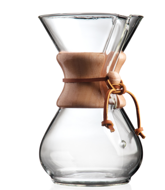 5. Chemex - ($43.50) If the photographer your giving a gift to is anything like the photographers we have in office- they are on a constant coffee buzz. Save them from having to work from cafes filled with expensive lattes, and instead give them a beautiful Chemex to create amazing pour-over coffees from the comfort of home. Early morning photoshop sessions just got better.Photo: Chemex
