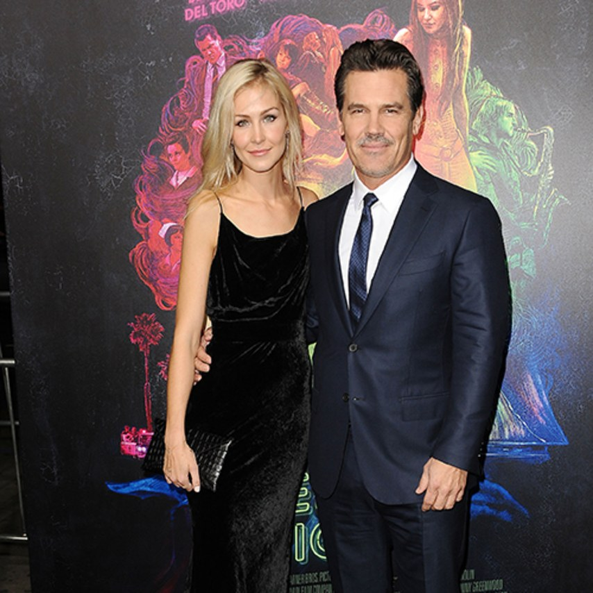 Josh Brolin And Kathryn Boyd Are Married!