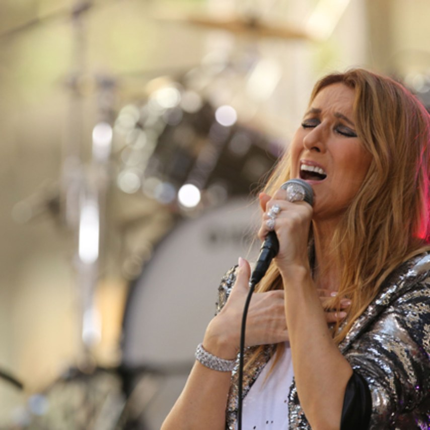 Céline Dion Debuts Song Honoring Late Husband
