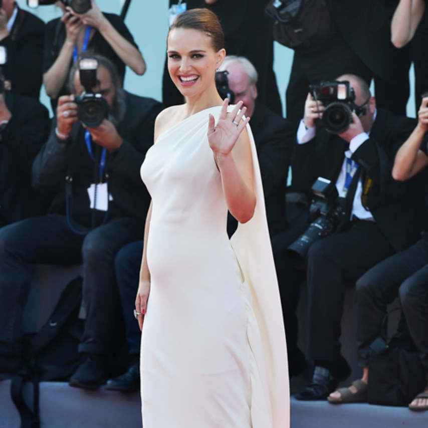 Natalie Portman Is Pregnant!