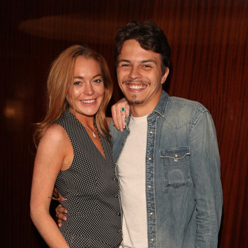 Is Lindsay Lohan's Relationship Officially Over?