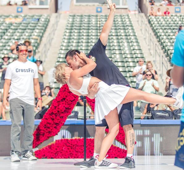 This Couple Legit Had a CrossFit Wedding