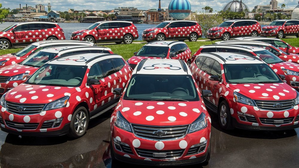 Walt Disney World And Lyft Lauch New Collab