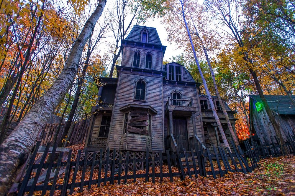 Spend A Spooky Halloween In New England