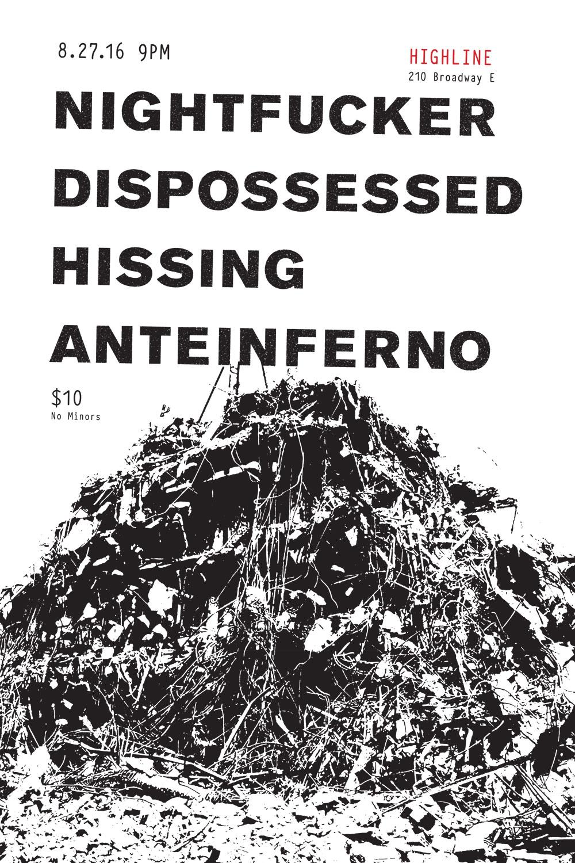 Nightfucker Poster