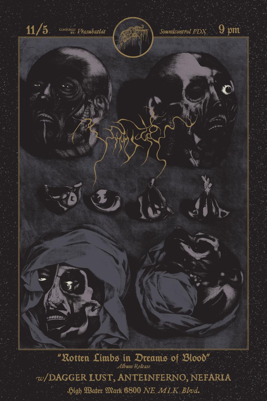 Uskumgallu Album Release Poster