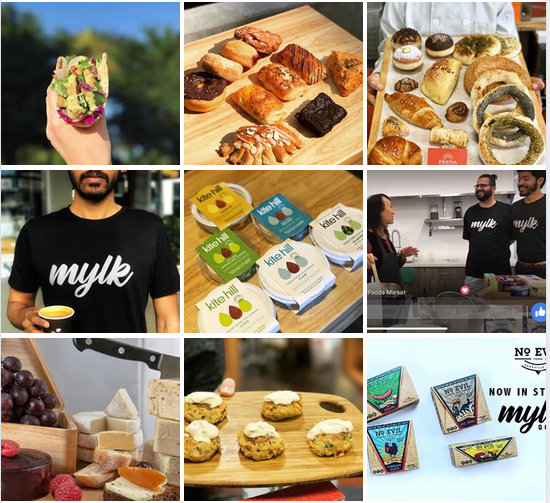 Mylk Guys,  a plant-based grocer, will be at the inaugural Animal Run.