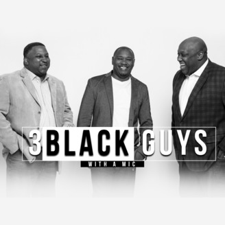 Feature - Three Black Guys With A Mic podcast October 2017 Interview.