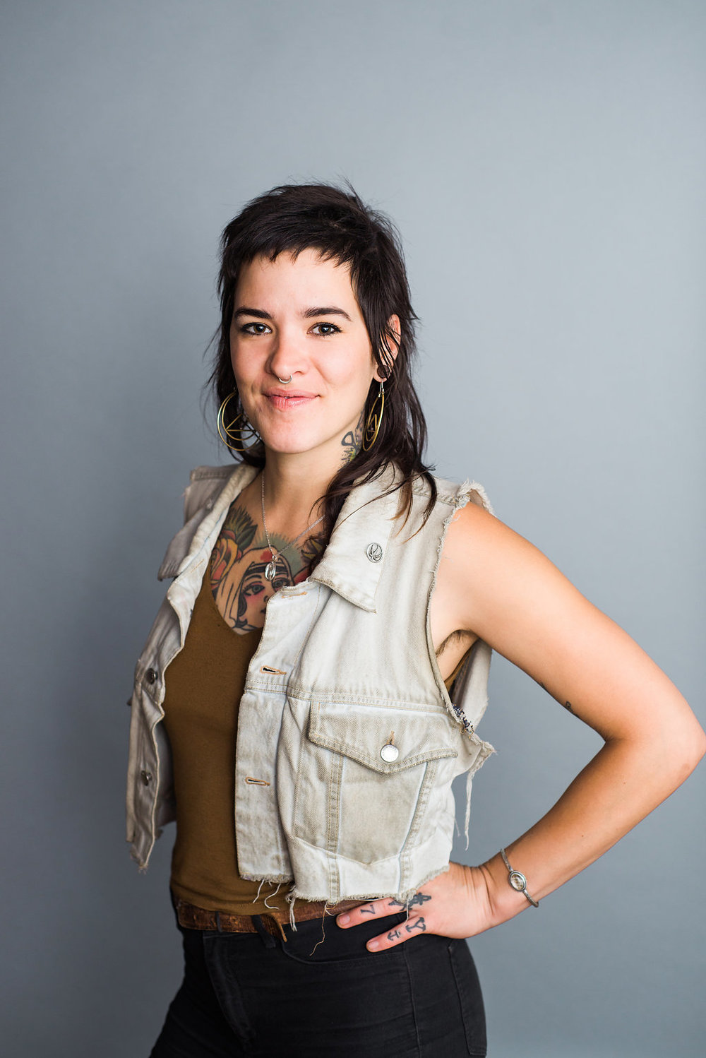 Sarah Becker—Simple and Sustainable Style