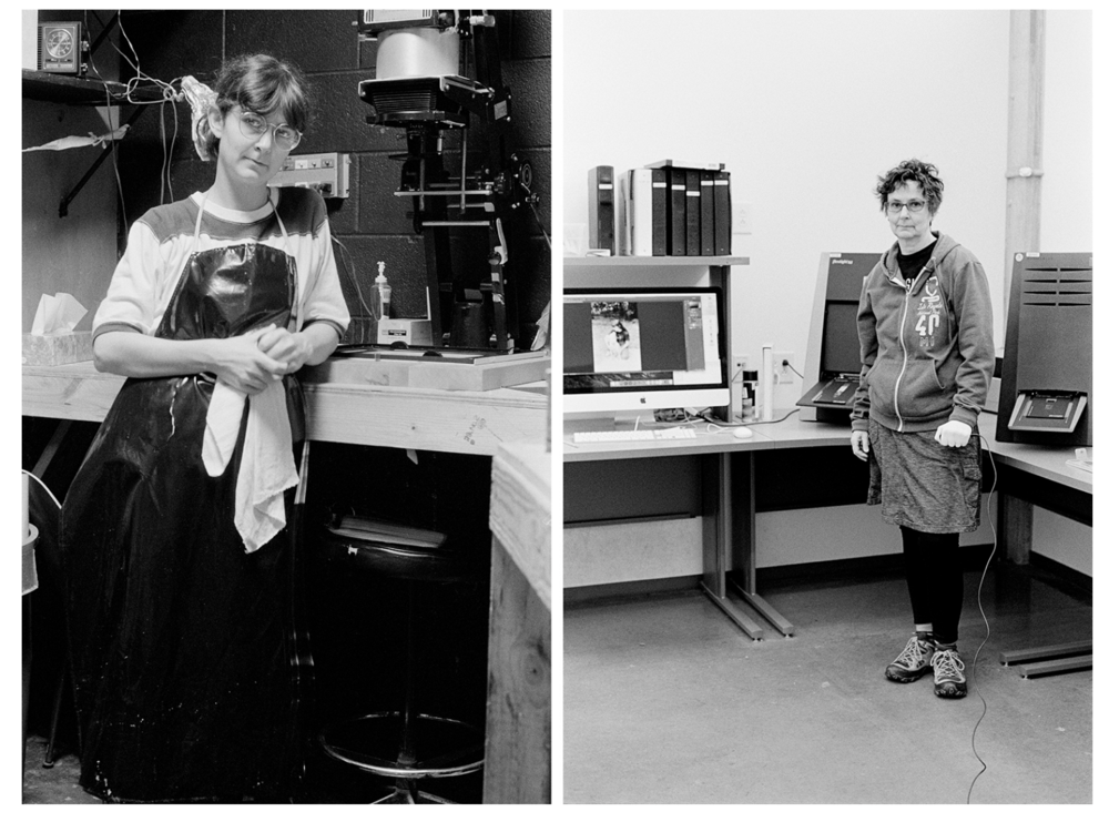 Nancy Floyd, Evolution of the Darkroom 1983 - 2016 (2015)
