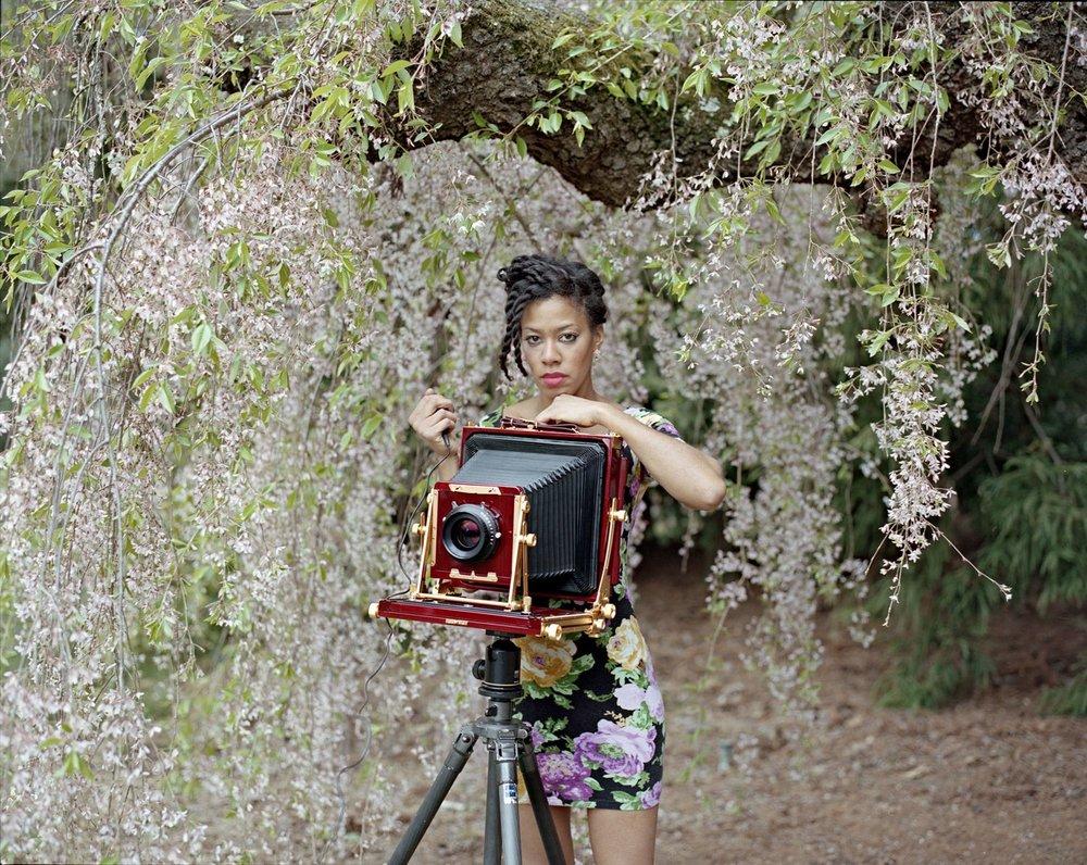 Deanna Lawson, Self Portrait (2012)