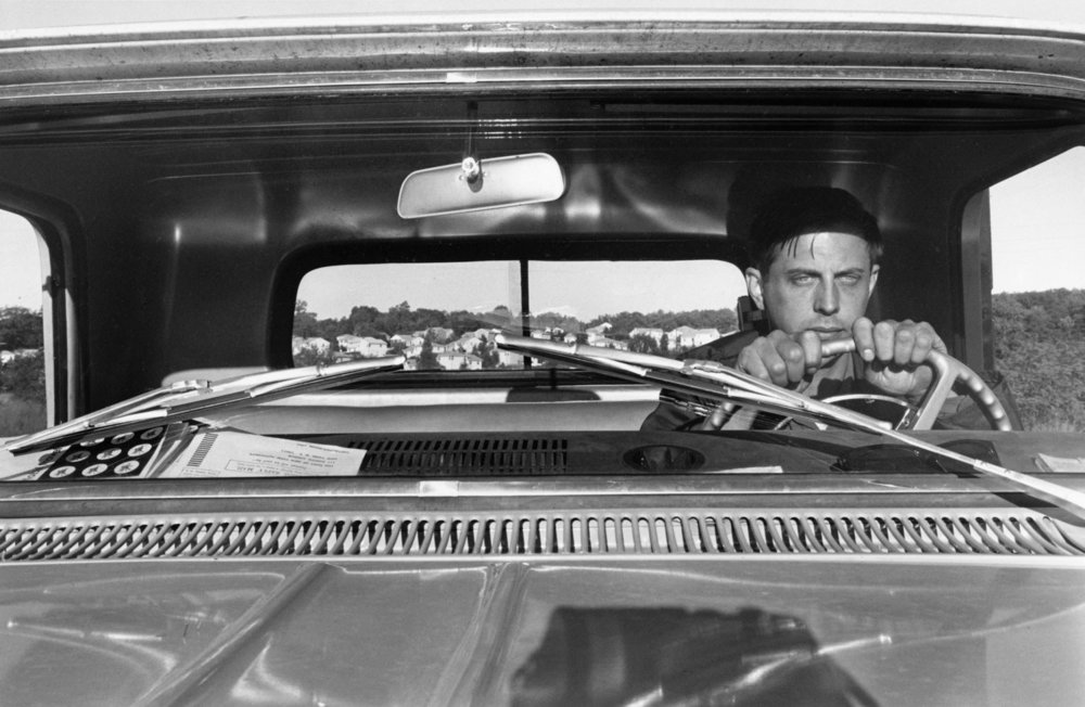 Lee Friedlander,  Haverstraw, New York  (1966)