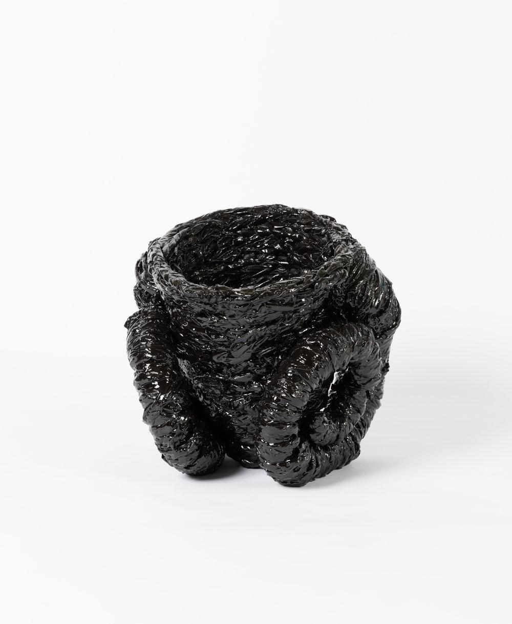 Vadis Turner,  Horned Vessel  (2018). Image by John Schweikert. Courtesy of Zeitgeist Gallery.