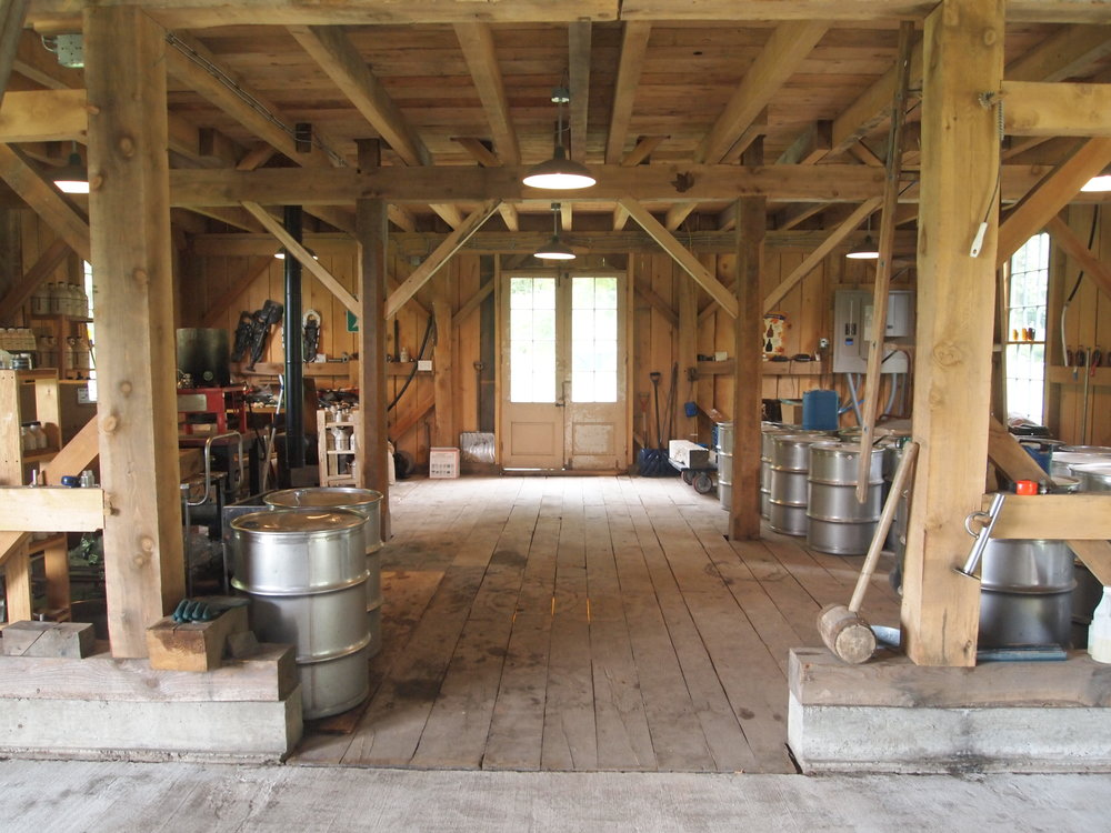 SUGAR HOUSE INTERIOR