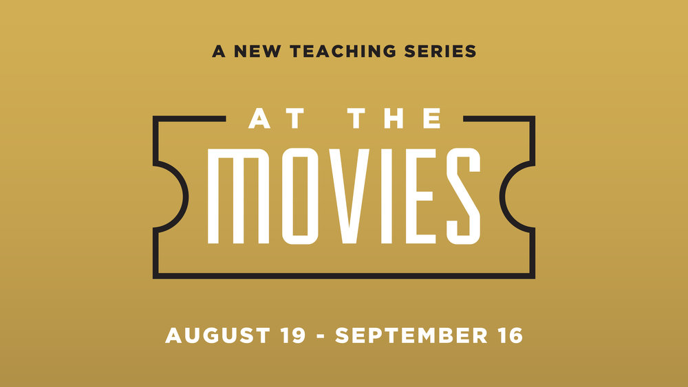 August 19-September 16 - Much like Jesus used culturally relevant stories to illustrate his points (parables), we are using culturally relevant movies to illustrate Biblical truths. We purchased the rights to show the films at church on Sundays, but we are not allowed to share the video or audio online. We felt like the messages would lose some context without the movie clips, so we opted not to post the sermons from this series.