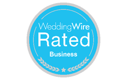 Our weddingwire profile