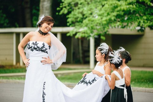 Bridal portrait by Tennessee wedding photographer Mayur