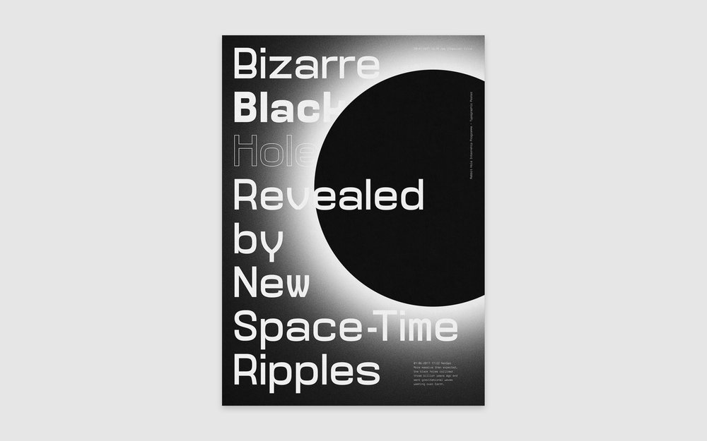 Bizarre Black Holes