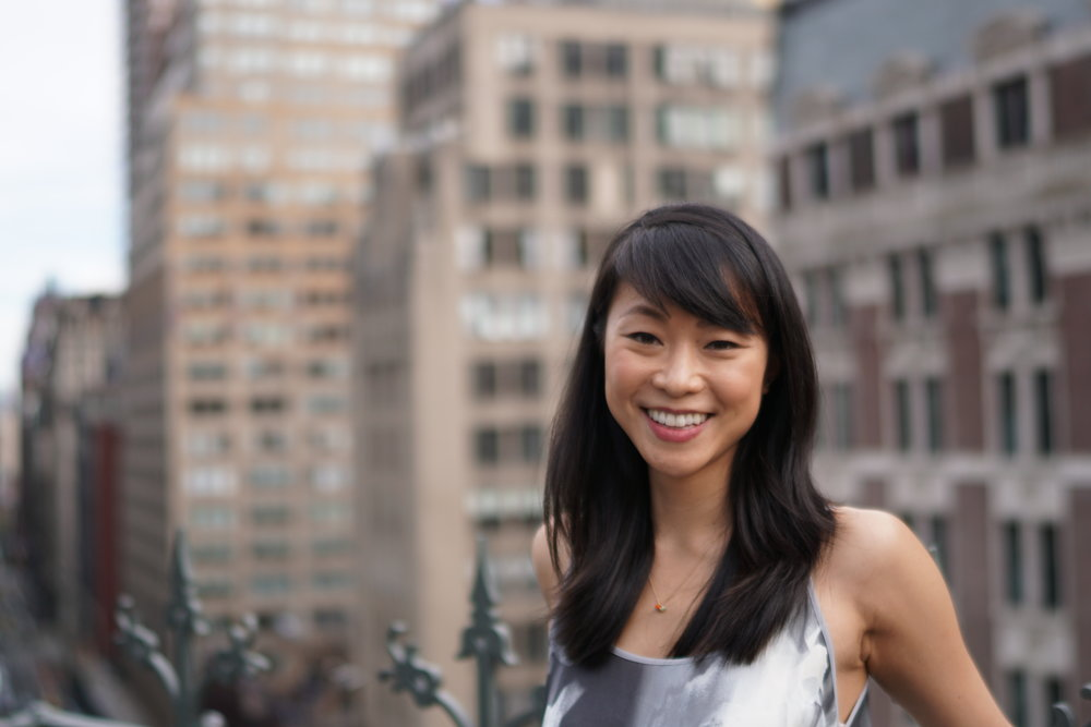 Stacy K. Leung Registered Dietitian Nutritionist and Yoga Instructor, New York, About Me.