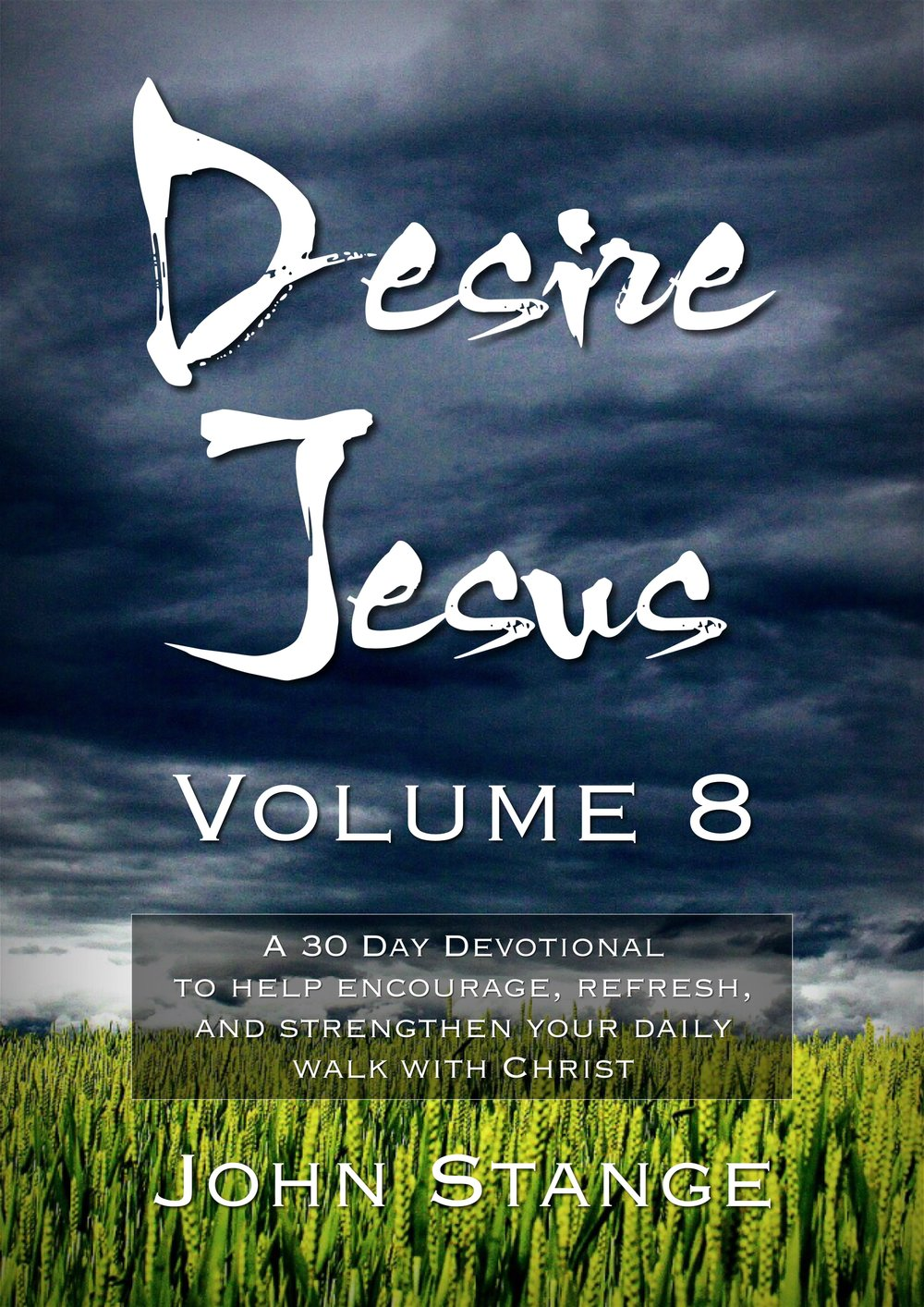 Desire Jesus, Volume 8