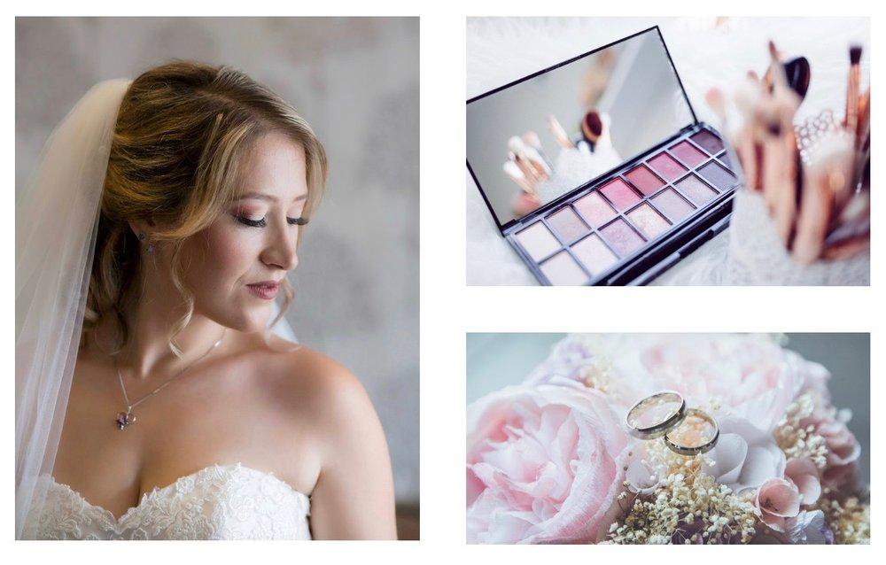 Shropshire Bridal Makeup Artist
