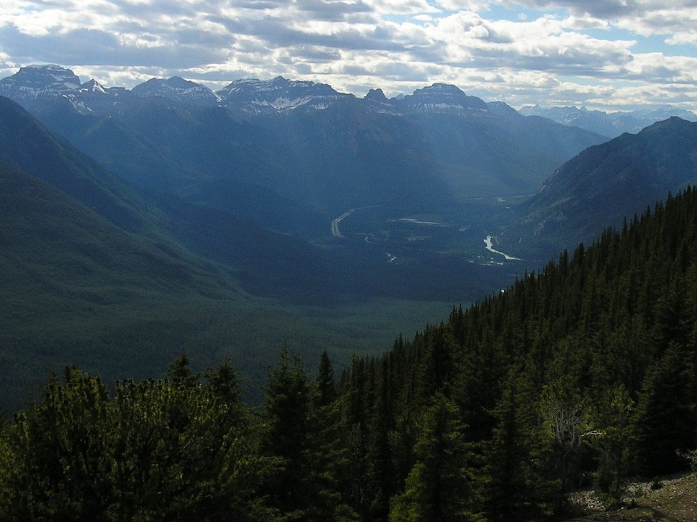 Canadian Rockies - JULY 7-15