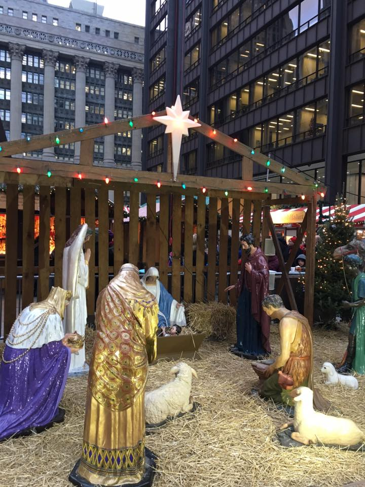 jag tours chicago christmas 1jpg - Chicago Christmas