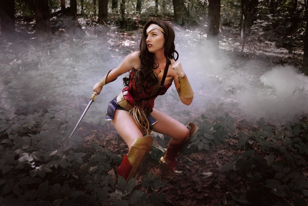 Diy wonder woman costume the sorry girls hopefully you found this tutorial helpful in your quest for a halloween cosplay badass heroine costume if you didnt know we have a youtube channel with solutioingenieria Gallery