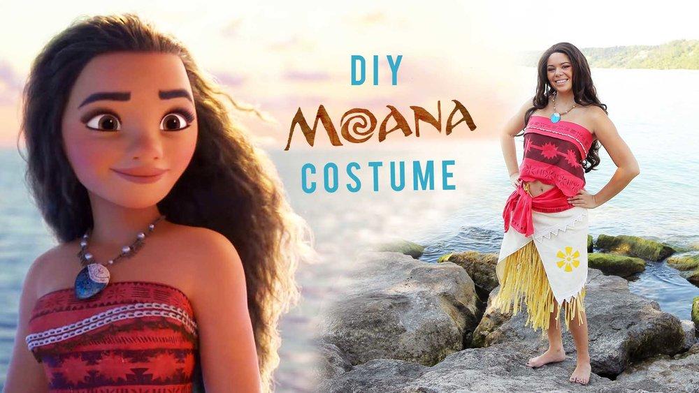 Diy disneys moana costume the sorry girls diy disneys moana costume solutioingenieria Gallery