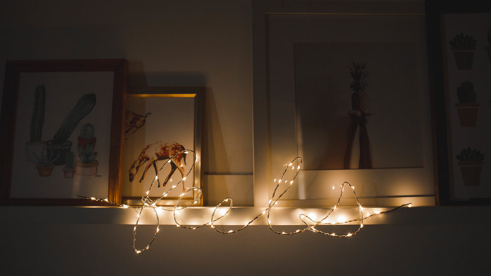 Next  wrap your fairy lights around the shape you ve created with the metal  wire  When you re done  use some wire cutters to trim any excess wire. DIY NEON SIGNS FOR YOUR DORM ROOM   The Sorry Girls