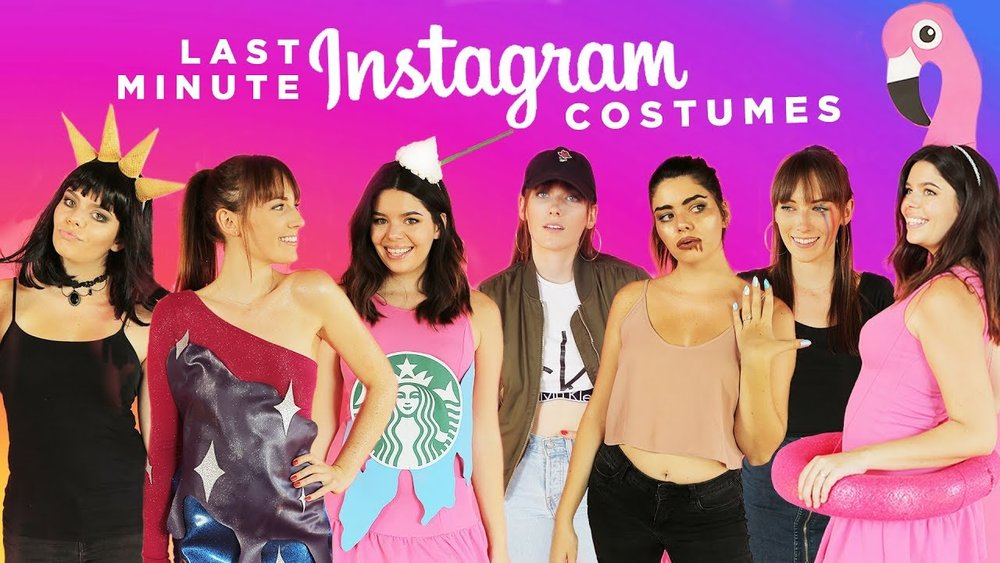 instagram trends halloween costumes
