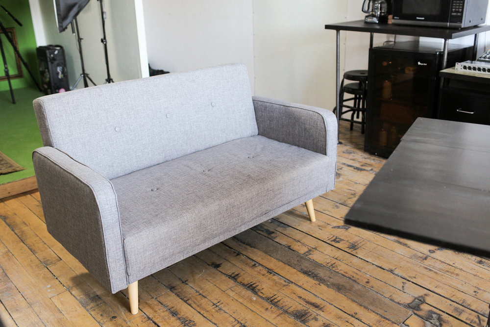 Grey Couch - Wayfair