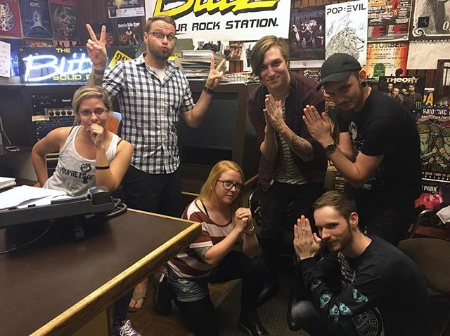 Hey Columbus, tune into @997theblitz tonight at 10pm to check out the co-host/interview we did with them. You can also listen to it here: https://theblitz.com/index.php/features/localstuff