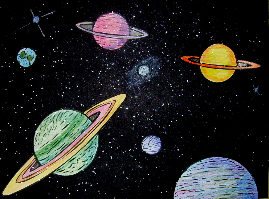 Solar System - where E.T is from
