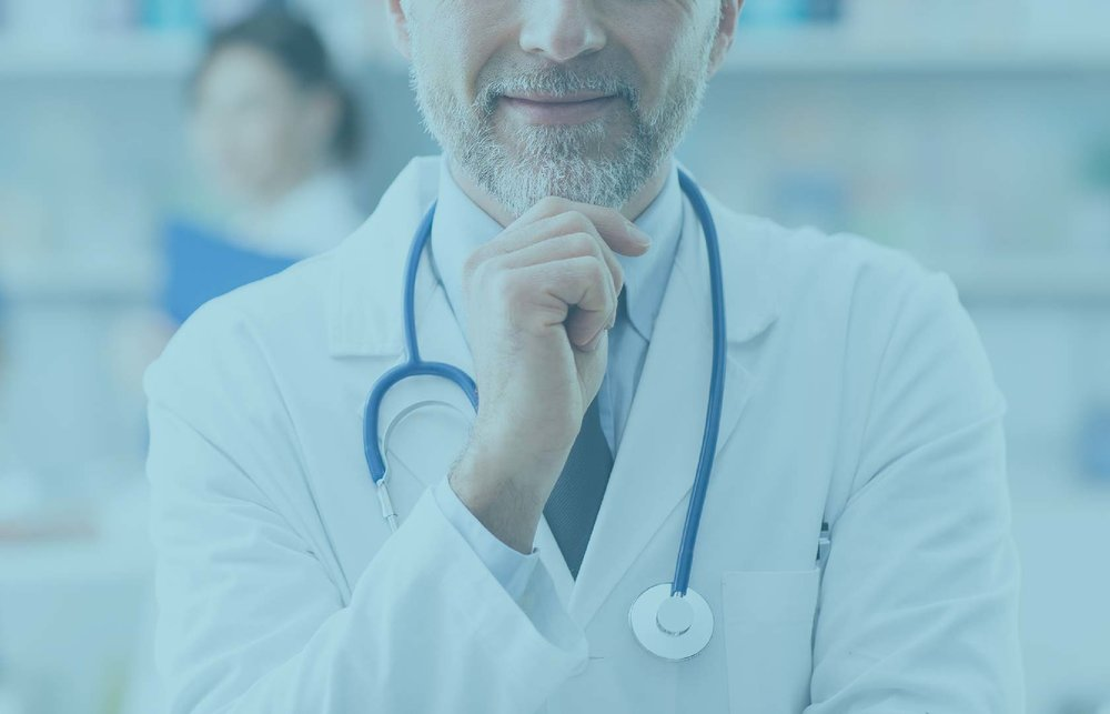 types of doctors we work with -