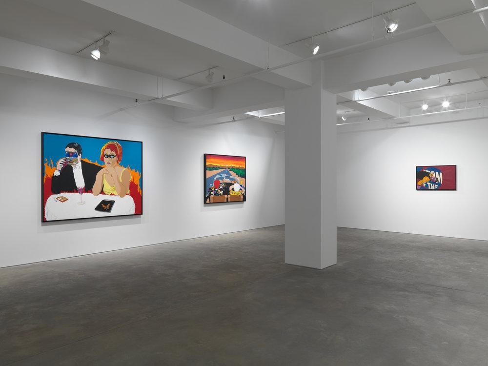 Rosalyn Drexler: Vulgar Lives - February 19–March 28, 2015Garth Greenan Gallery, New York