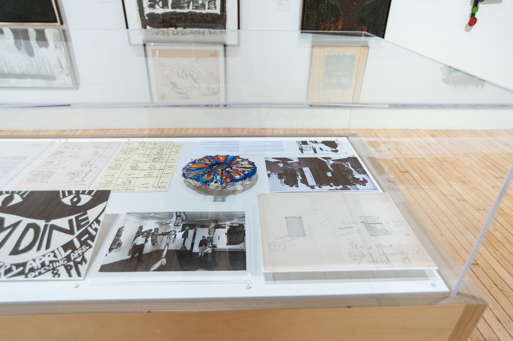 Inventing Downtown: Artist-Run Galleries in New York City, 1952–1965 - January 10–April 1, 2017Grey Art Gallery, New York University