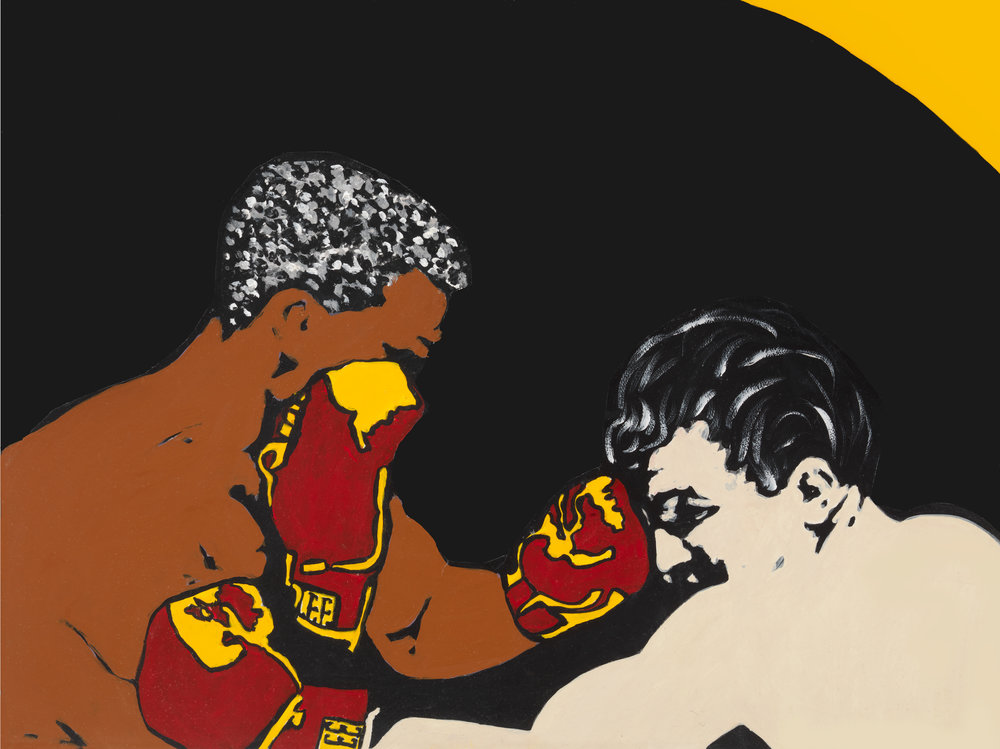 "Prize Fight (Jake LaMotta and ""Blackjack"" Billy Fox), 1997"