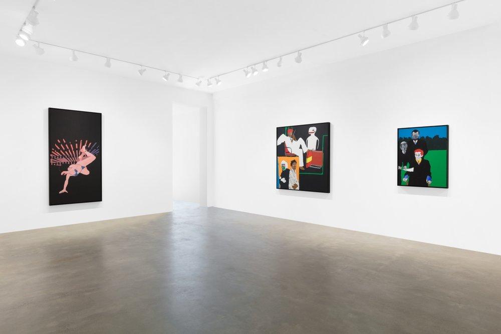 Rosalyn Drexler: Occupational Hazard - September 7–October 21, 2017Garth Greenan Gallery, New York