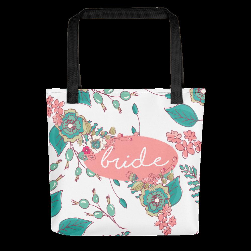 Bride Tote Bag for Wedding Shower