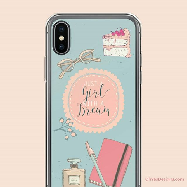 Wishing I had an iPhone, for this one. (It's part of our new iPhone case collection. From the link in bio, Shop iPhone Cases.)