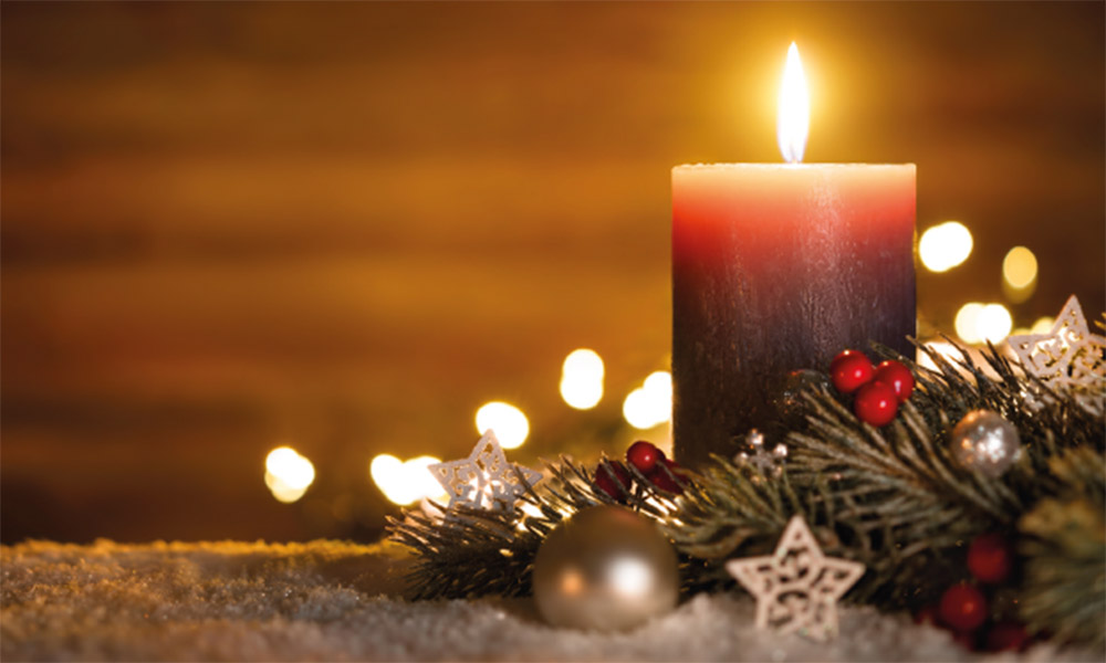 Christmas Candlelight Dinner - Community Meal - Christmas Candlelight Dinner - Community Meal €� Lancaster Friends
