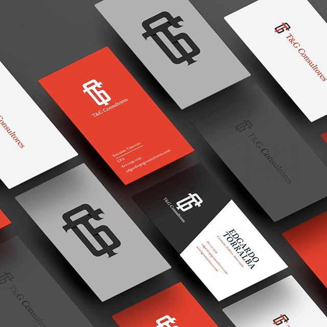 T&G Consultores is an accounting firm in Mexico City led by Edgardo Torralba. We're happy to share a more detailed story of how we created a logo for them. Link in bio