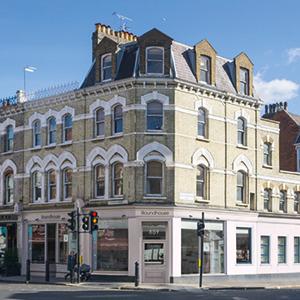 857/859 Fulham Road, London, SW6