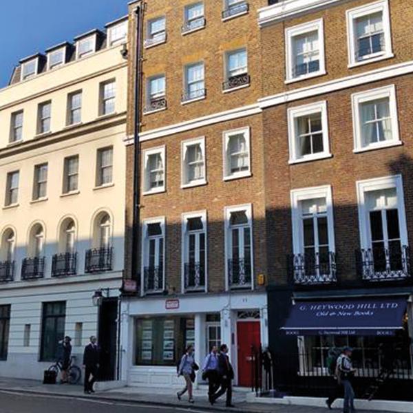 11 Curzon Street, London W1